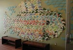 Fish Mural / Named Waves