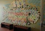 Fish Mural / Named Waves